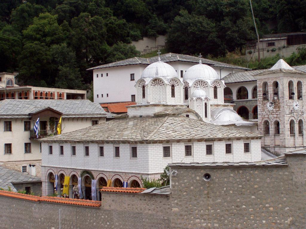 Eikosifoinissa Monastery