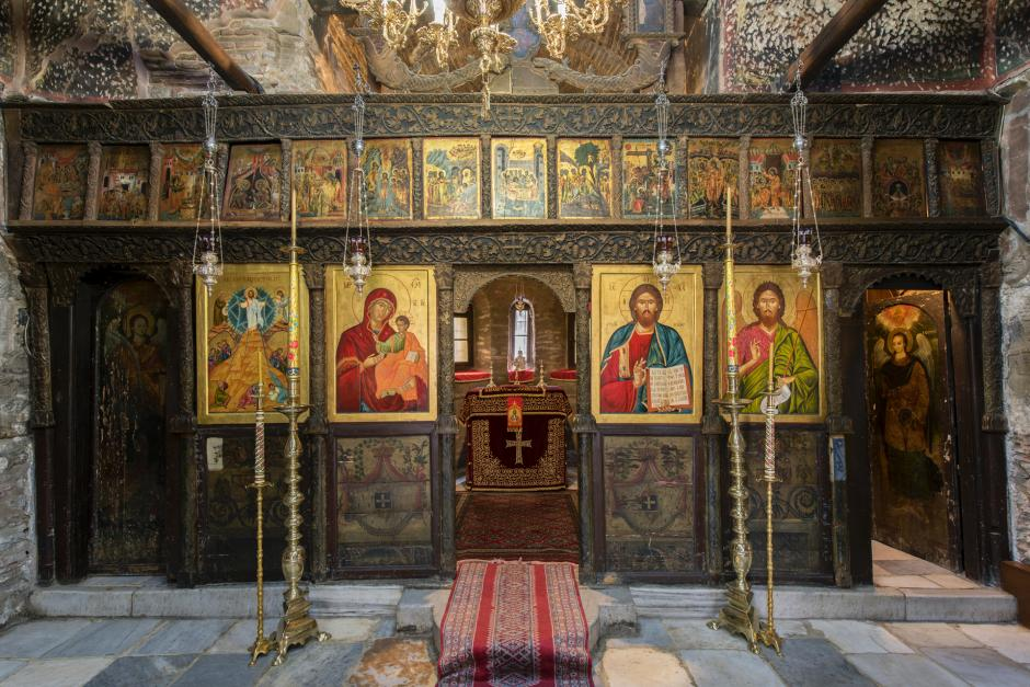 Monastery Vlatadon, Byzantine Thessaloniki