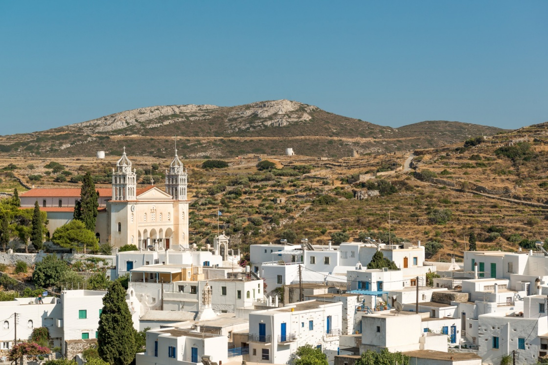 4 Days Pilgrimage Tour To Paros And Naxos Pilgrimage To