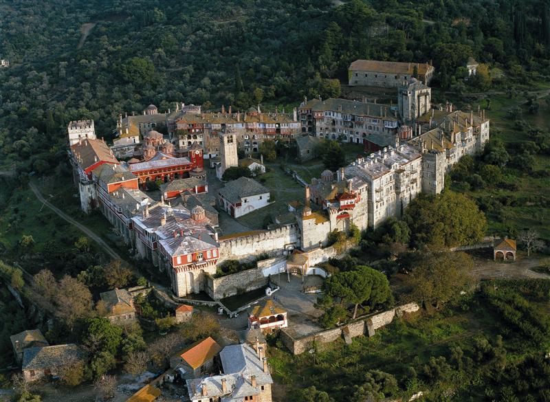 M. Vatopediou, Mount Athos