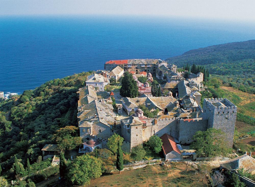 M. of Agia Lavra, Mount Athos