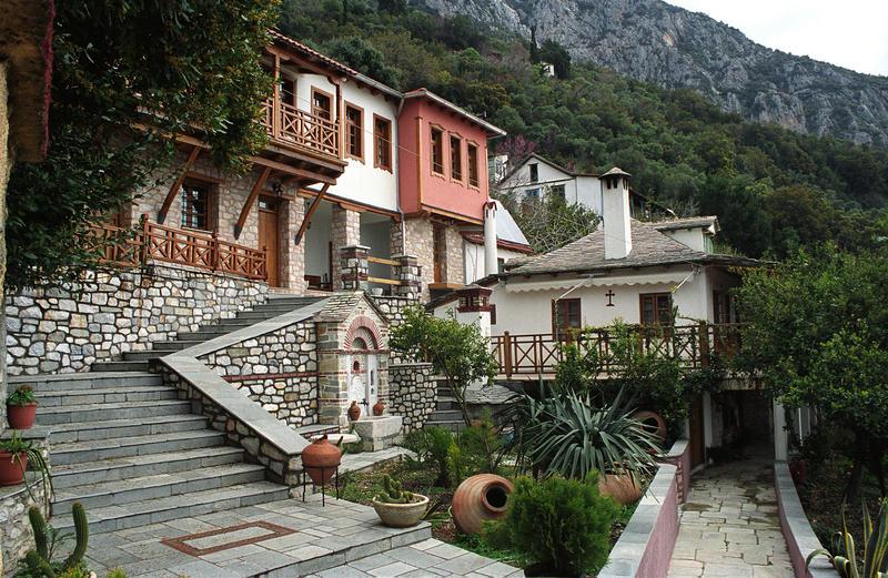 Nea Skete, Mount Athos