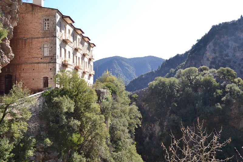 2 Days Pilgrimage Tour to Western Greece