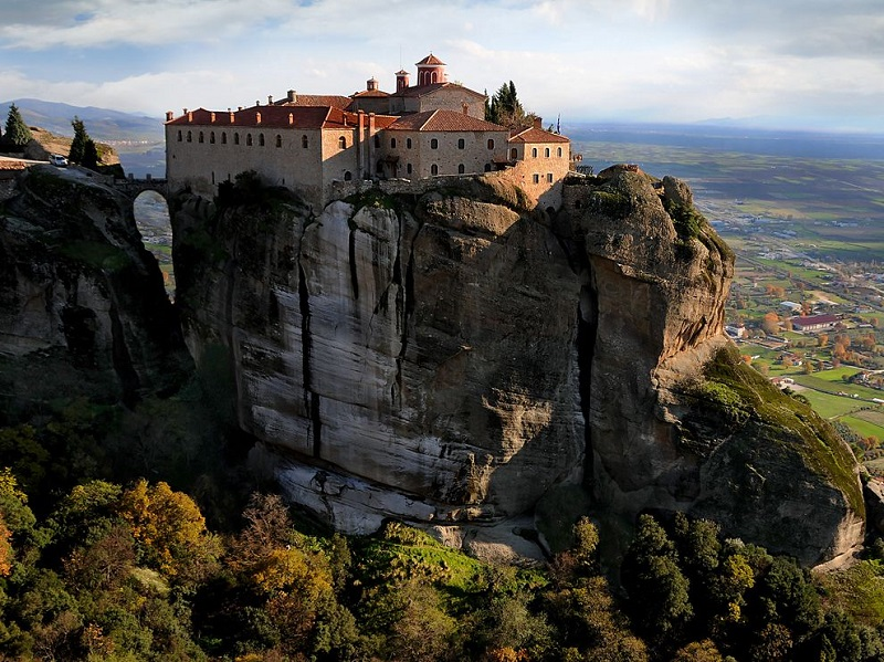 3 Days Pilgrimage Tour to Meteora