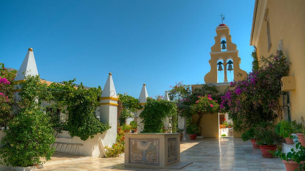 4 Days Pilgrimage Tour to Corfu