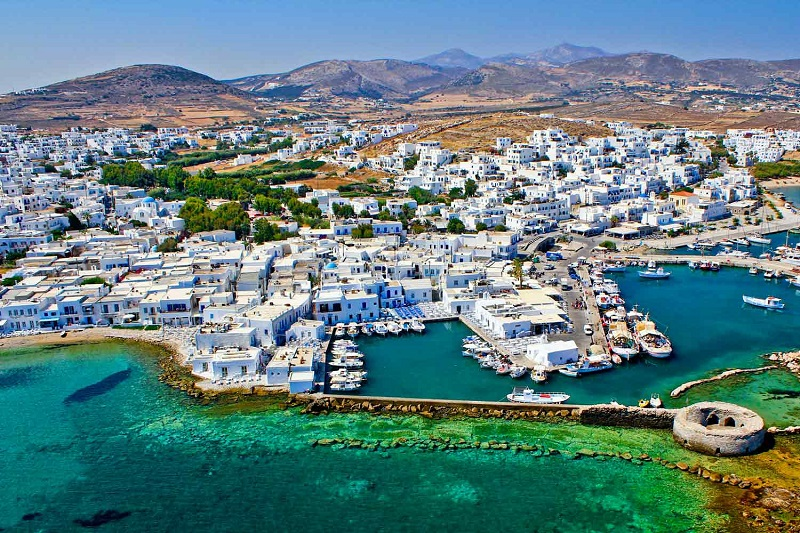 4 Days Pilgrimage Tour to Paros and Naxos