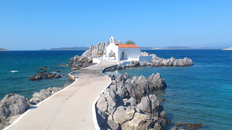 6 Days Pilgrimage Tour to Chios