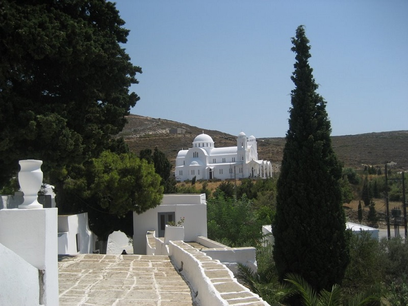 Monastery of Christou Dasous