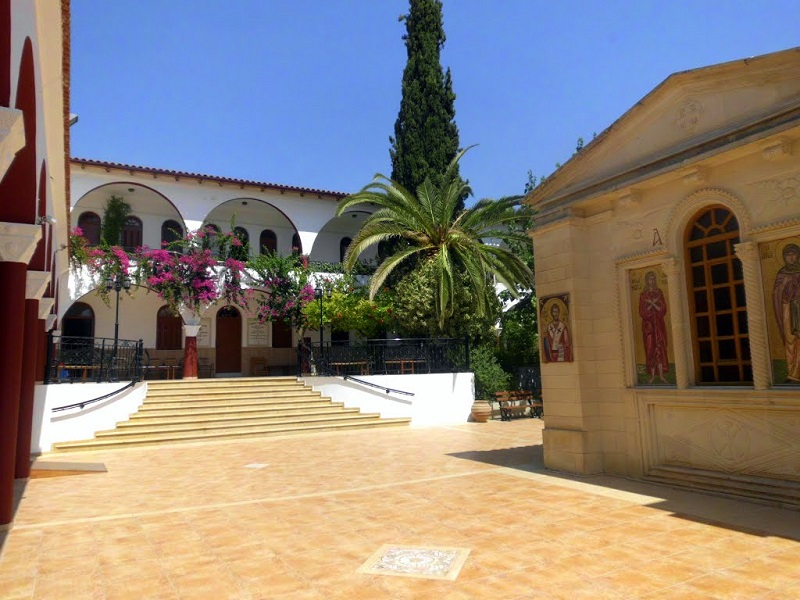 Monastery of kaliviani