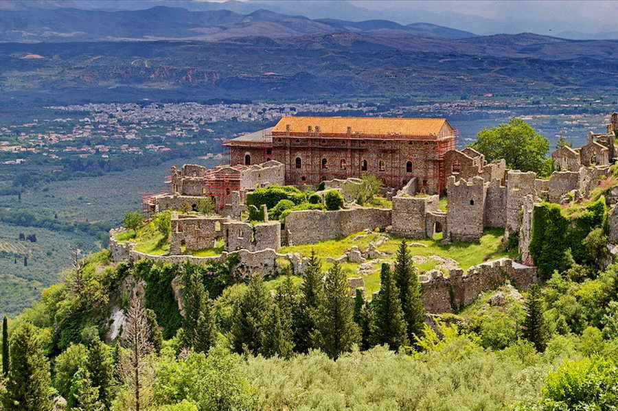 3 Days Pilgrimage Tour to South Peloponnese