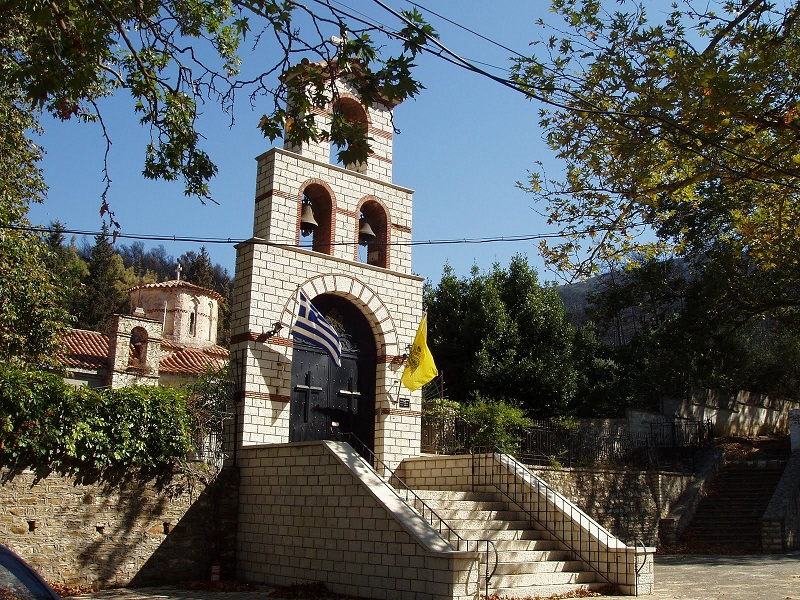 Saint Symeon, Mesolongi