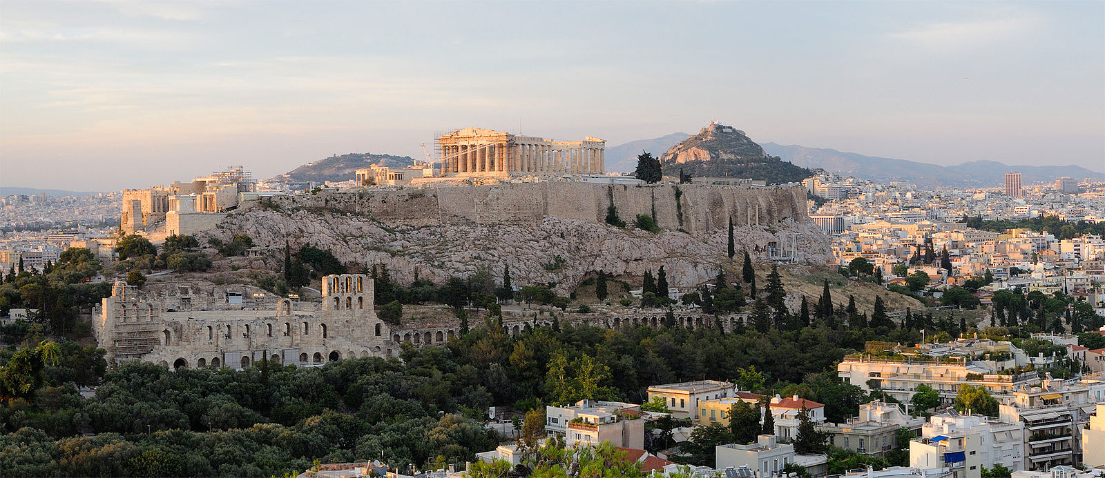 Modern Athens, Biblical Tour, Greece